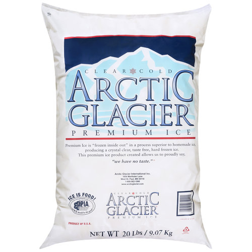 20lb bags of ice