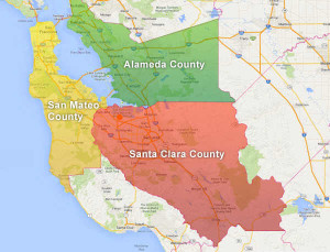 County Map opt