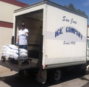 Ice Delivery Man