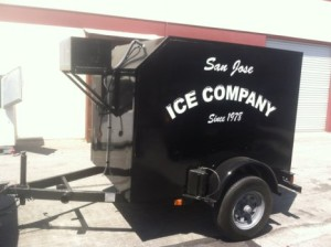 Special Event Ice Trailer Black 400