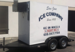 Mini Ice Trailer 500